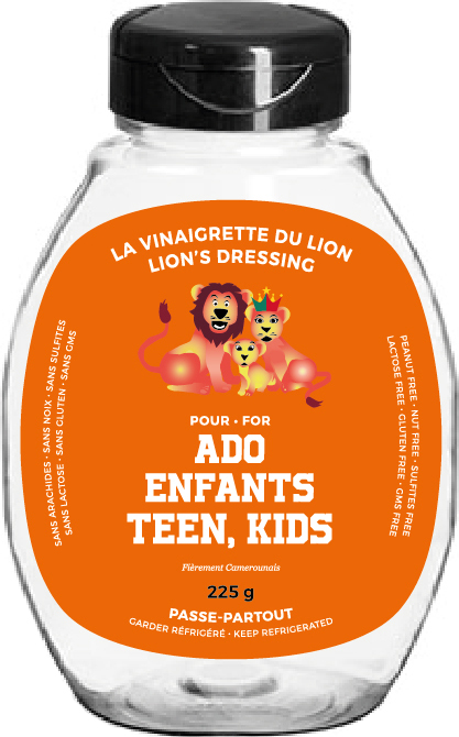 For Teen, Kids – Passe-partout