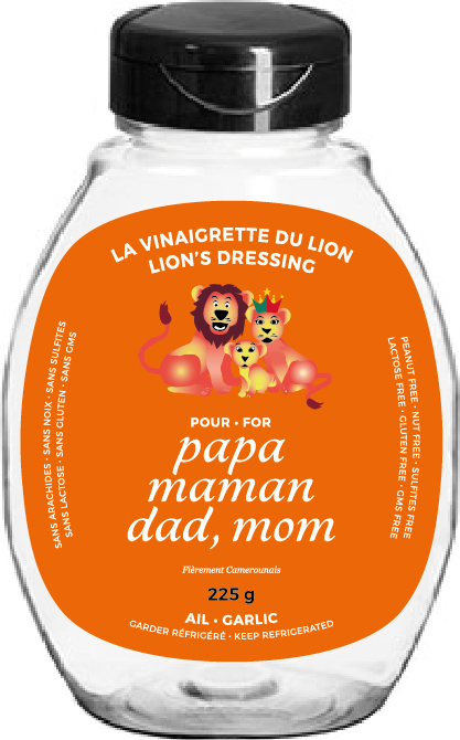 For Dad, Mom – Garlic