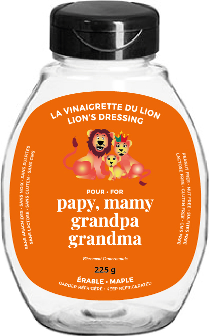 For Grandpa, Grandma – Maple
